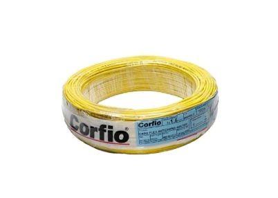 Fio Cabinho 10mm 750v Rolo 100m - Nambei/Corfio/Cobrecom