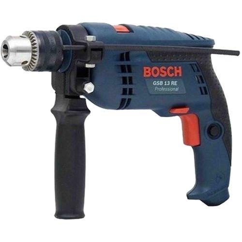 Furadeira Profissional Impacto Gsb 13 Re 650w - Bosch