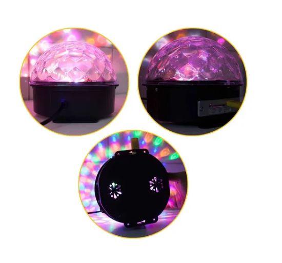 Globo Giratório Festa com Pendrive e Controle - Magic Ball