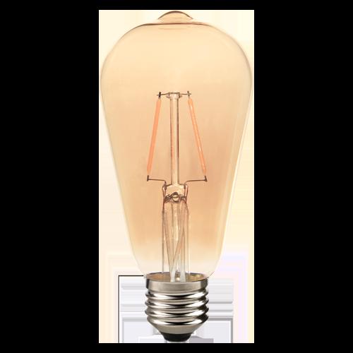 Lâmpada Decor Filamento 4w St64 - Avant