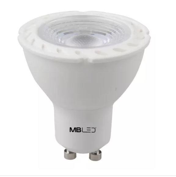Lâmpada Dicroica Mini Led 3w Branca Morna  - Mbled
