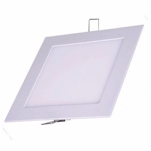 Luminária Quadrada de Embutir Led 24W/6500K Branco - Demi