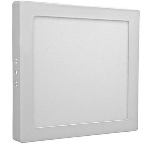 Luminária Quadrado Sobrepor Led 18w Branco - Avant
