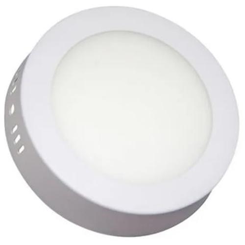 Luminária Redonda Sobrepor Led 12w Branco - Demi