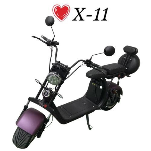 Moto Elétrica 2000W X-11 - A Luminosa & YIWU