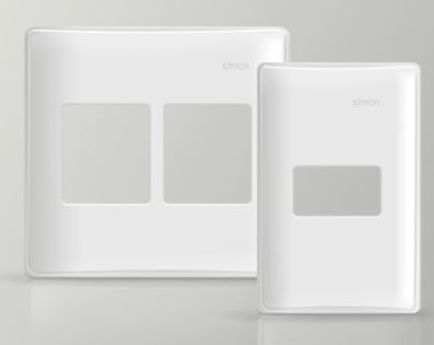 Placa S19 4x2 1 Posto - Simon