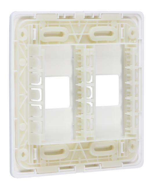 Placa S19 4x4 2 Postos - Simon