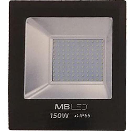 Projetor Led Smd 150w Branco - Mbled