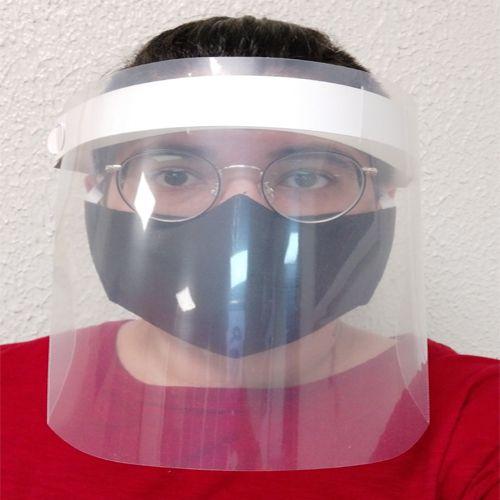 Protetor Facial De PVC - Seu Lar