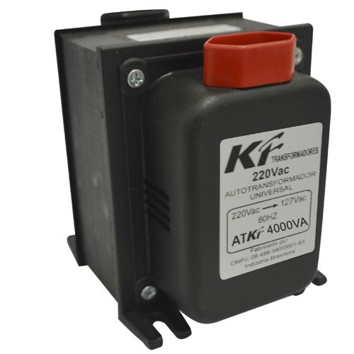 Transformador Bivolt 4000VA - KF