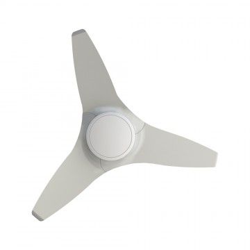 Ventilador Flow 3 Pás C/Controle 127v - Ventisol
