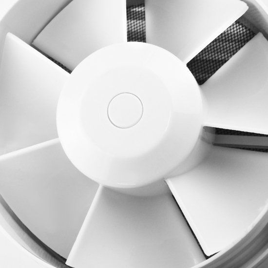 Ventilador Micro Exaustor 15cm 127v Premium - Ventisol
