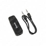 Adaptador Receptor de Audio Bluetooth USB c/ Saida p/ Cabo P2