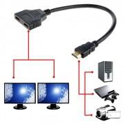 CABO CONVERSOR HDMI 2X1