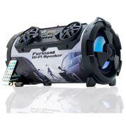 Caixa de Som Bluetooth Grasep DP-12 Amplificada