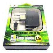 CARREGADOR DE BATERIA XCELL V8/MICRO USB