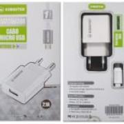CARREGADOR MICRO USB KIMASTER KT603