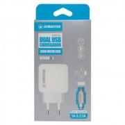 CARREGADOR MICRO USB KIMASTER KT608