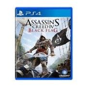 JOGO PARA PS4 - ASSASSINS CREED 4 BLACK