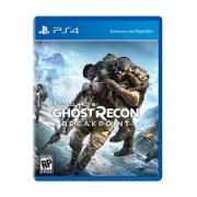 JOGO PARA PS4 - GHOST RECON: BREAKPOINT