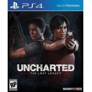 JOGO PARA PS4 - UNCHARTED THE LOST
