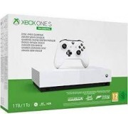 XBOX ONE S ALL DIGITAL COM JOGOS