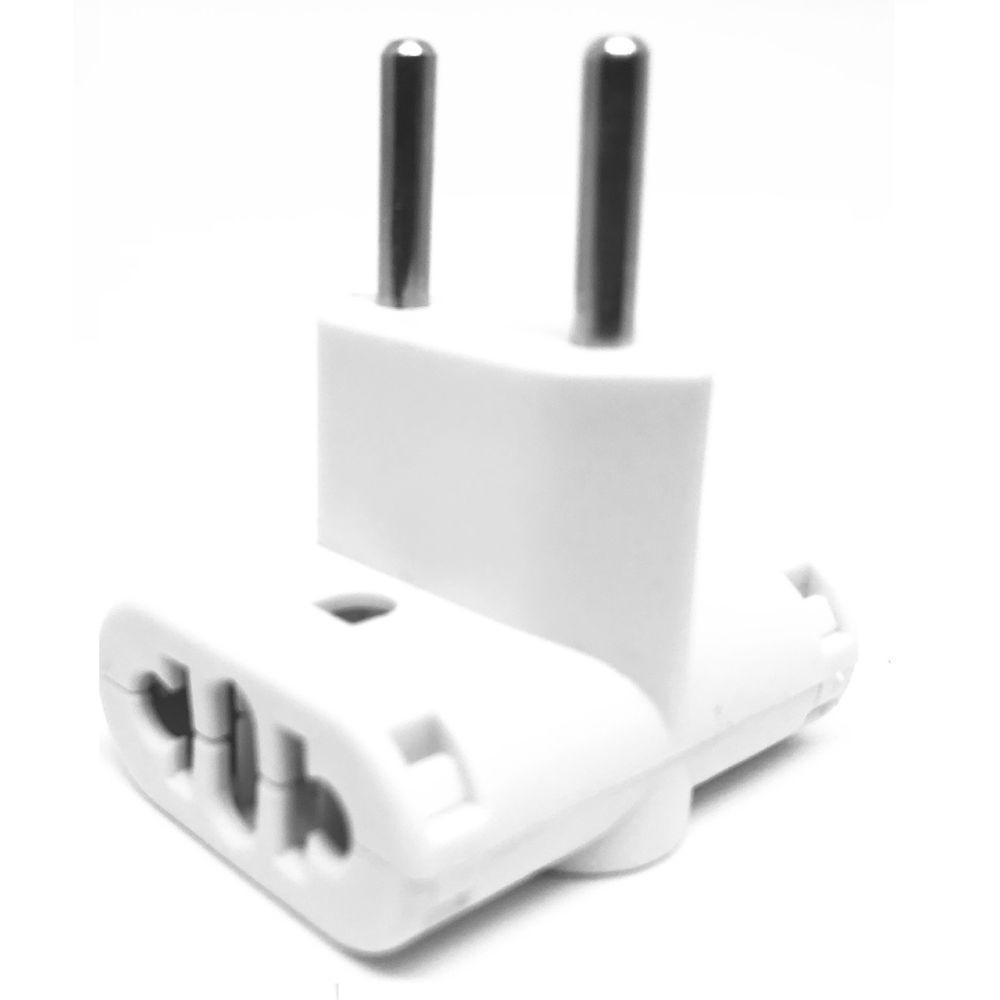 Adaptador Tomada Plug T Novo Padrão Brasileiro 10 e 20 Amper