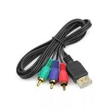 CABO HDMI/3RCA 1,5 M