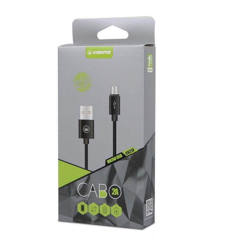 CABO MICRO USB KIMASTER CB218