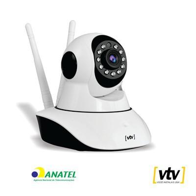 CAMERA INFRA CFTV PANTILT WIFI SD