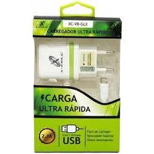 CARREGADOR AUTOM DE BATERIA X-CELL V8/GALAXY