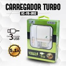 CARREGADOR DE BATERIA X-CELL XC-V.8-UR 12