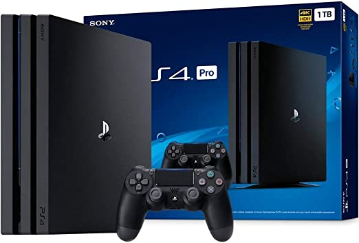 GAME PLAYSTATION 4 PRO 1 TB
