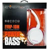 HEADPHONE DJ EVERTECH EVHP-10