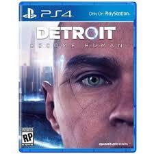JOGO PARA PS4 - DETROIT