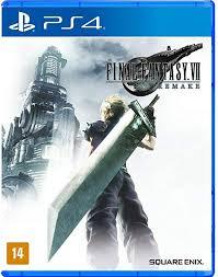 JOGO PARA PS4 - JOGO FINAL FANTASY VII REMAKE