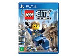 JOGO PARA PS4 - LEGO CITY UNDERCOVER