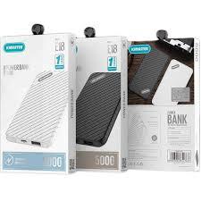 POWER BANK SLIM 5000 KIMASTER E18