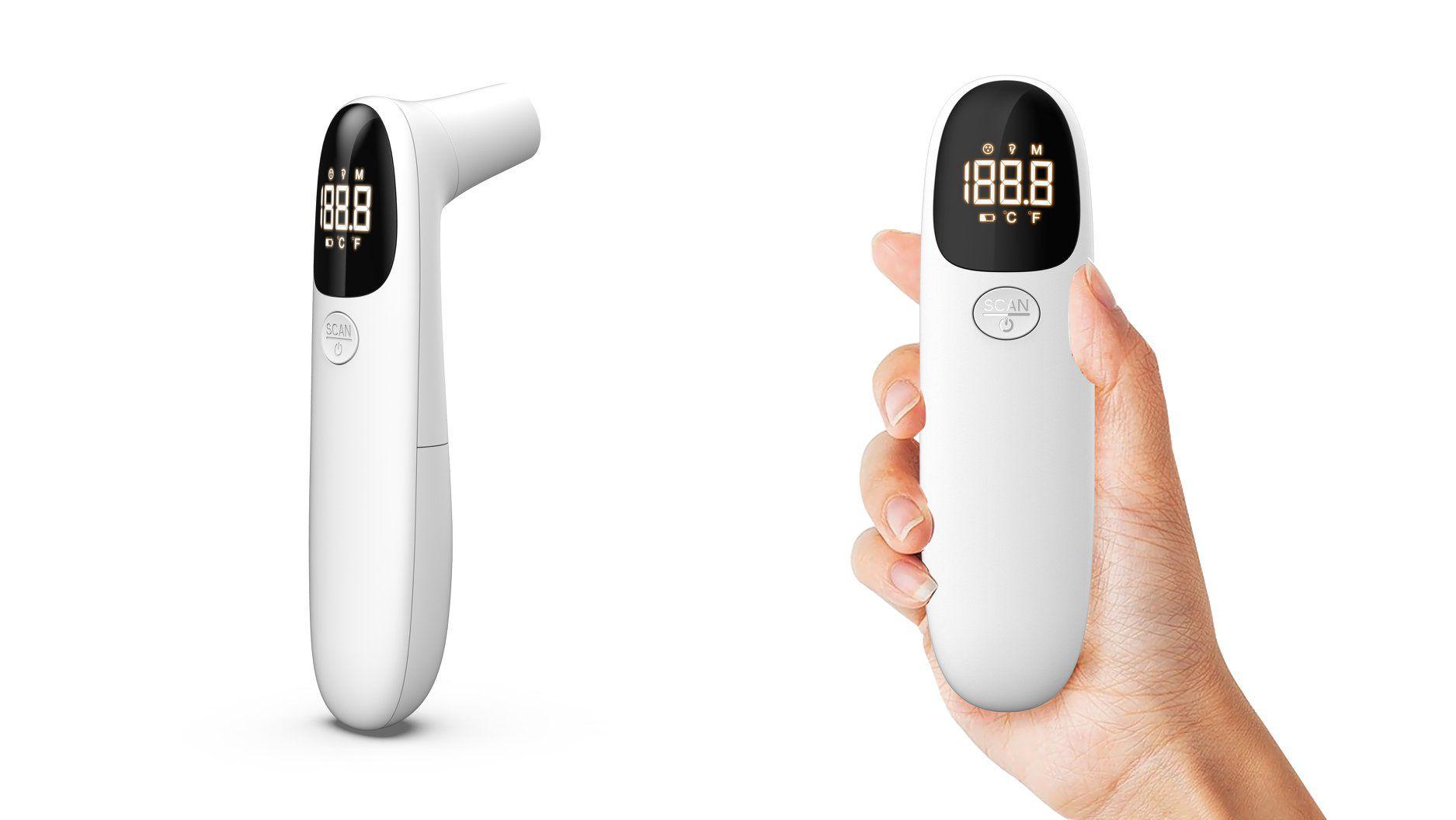 Termômetro Digital Laser de Testa