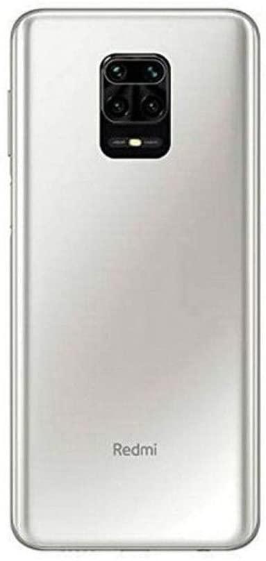 Xiaomi Redmi Note 9S Versão Global 6.67 polegadas 48MP Quad Câmera 6GB 128GB 5020mAh Snapdragon 720G Octa core 4G Smartphone Celular - Glacier White / Branco