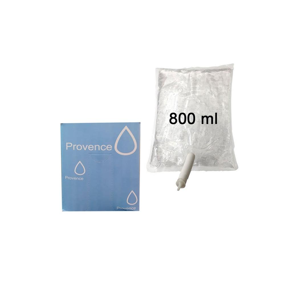 Álcool em Gel Antisséptico para Mãos 70% Refil 800ml p/ Dispenser