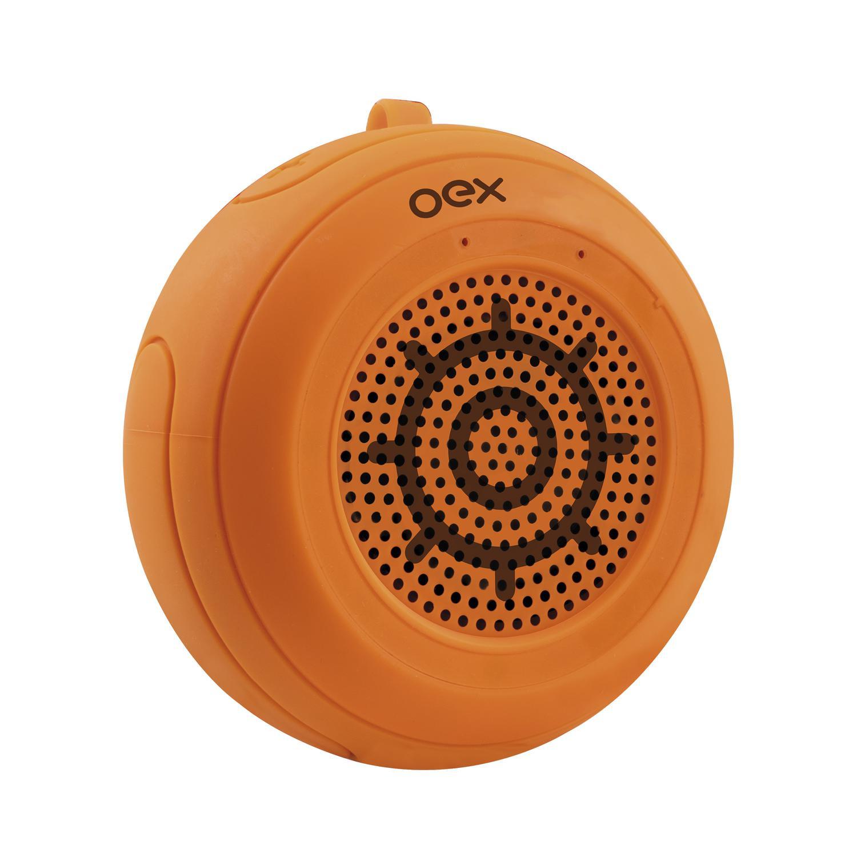 Caixa Som Speaker Float Bluetooth À Prova D'água Sk414 - Oex