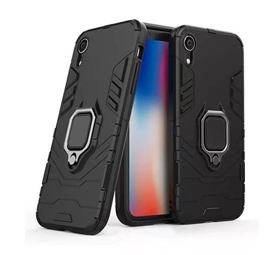 Capa Armor Shock Proof Apple iPhone Xr Gbmax Preto