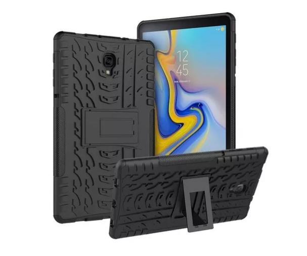 Capa Protetora Shockproof Sams Galaxy Tab A 10.5 2018 /t590 Gbmax Preto