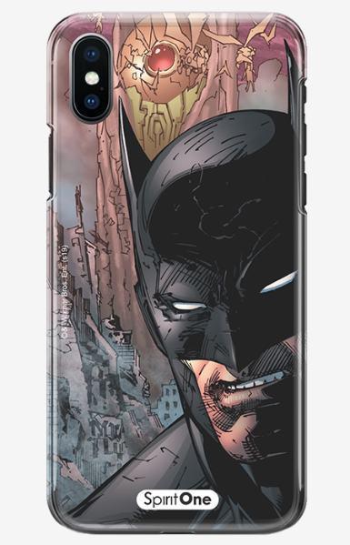 Capinha Batman - Comics - Anti Impacto Oficial Warner