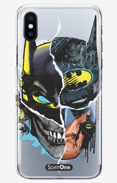 Capinha Batman - Faces - Anti Impacto Oficial Warner