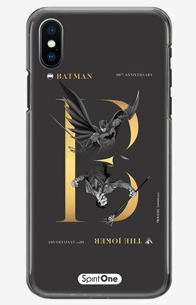 Capinha Coringa - Batman B - Anti Impacto Oficial Warner