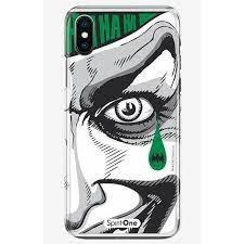 Capinha Coringa - Lágrima verde - Oficial Warner para Iphone 11 Pro Max