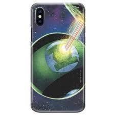 Capinha Lanterna Verde - Ray Planet Lanterna Verde - Oficial Warner  para Iphone 11 Pro Max