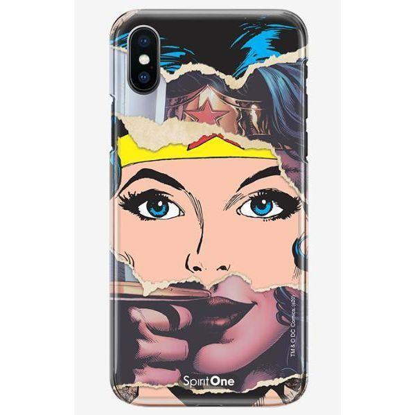 Capinha Mulher Maravilha - Face - Oficial Warner  para Iphone 11 Pro Max